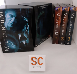 Millennium De Complete dvd Collection Seizoen 1-3 - Dvd box