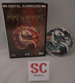 Mortal Kombat Conquest - Dvd
