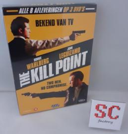 Kill Point, The Nieuw in Seal - Dvd box