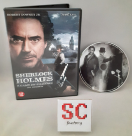 Sherlock Holmes A Game of Shadows - Dvd