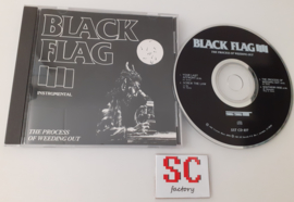 Black Flag - The Process of Weeding Out CD