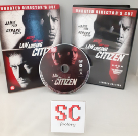 Law Abiding Citizen Director's Cut - Dvd
