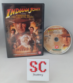 Indiana Jones and the Kingdom of The Crystal Skull - Dvd