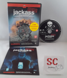 Jackass The Movie Special Collector's Edition - Dvd