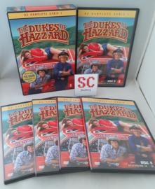 Dukes of Hazzard, The Serie 1 (Seizoen 1) - Dvd box