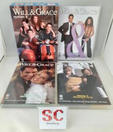 Will & Grace Seizoen 2 - Dvd box