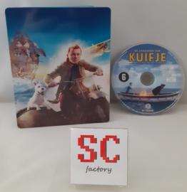 Kuifje Het Geheim van de Eenhoorn Steelbook - Blu-ray