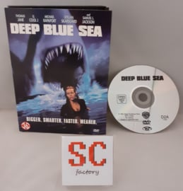 Deep Blue Sea - Dvd
