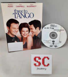 Three To Tango - Dvd