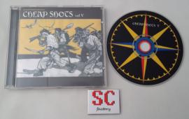Cheap Shots Volume 5 CD