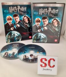 Harry Potter en de Orde van de Feniks (and the Order of the Phoenix) 2 Disc Special Edition - Dvd