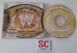 John Cena & Tha Trademarc - You Can't See Me CD