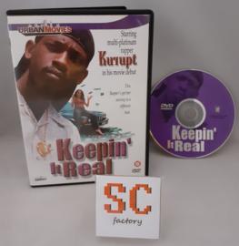 Keepin It Real - Dvd