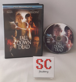Fall Down Dead - Dvd