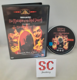 Masque of the Red Death, The - Dvd