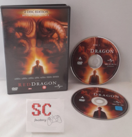 Red Dragon 2 Disc Special Edition - Dvd