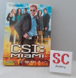 CSI Miami (Crime Scene Investigation) Seizoen 3 Deel 1 (Afl. 1-12) - Dvd box