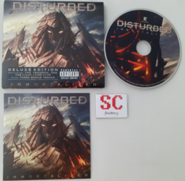 Disturbed - Immortalized Deluxe Edition Digipack CD