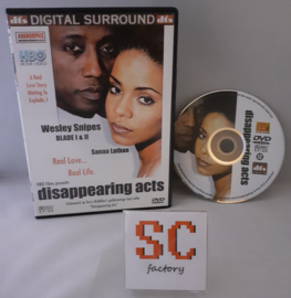 Disappearing Acts - Dvd