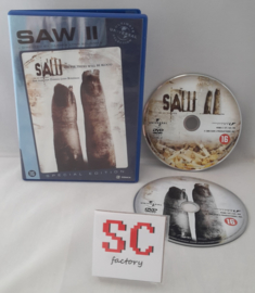 Saw II (2) Special Edition 2-disc - Dvd