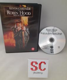 Robin Hood Prince of Thieves - Dvd