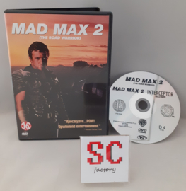 Mad Max 2 The Road Warrior - Dvd