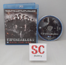 Expendables 2, The Back For War - Blu-ray