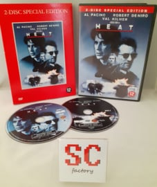 Heat 2 Disc Special Edition - Dvd