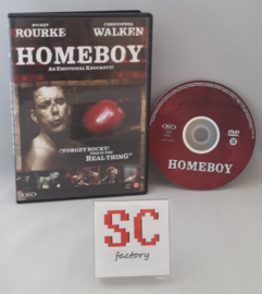 Homeboy - Dvd