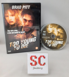 Too Young To Die - Dvd