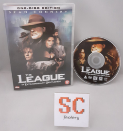 League of Extraordinary Gentlemen, The - Dvd