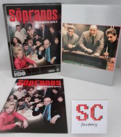 Sopranos, The Seizoen 4 - Dvd box