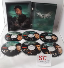 Angel Seizoen 3 Collector's Edition (Boekvorm) - Dvd box
