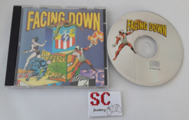 Facing Down - No Offence Scorpio CD