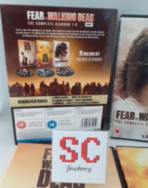 Fear the Walking Dead Seizoen 1-3 - Dvd box