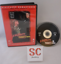 A Nightmare On Elm Street 6 Freddy's Dead - Dvd