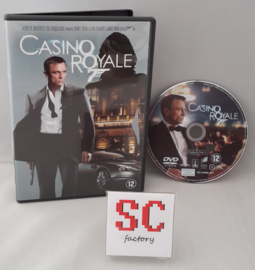 007 James Bond Casino Royale - Dvd