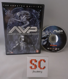 Alien VS Predator (AVP) The Unrated Edition - Dvd