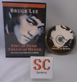 Fist of Fear Touch of Death - Dvd
