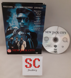 New Jack City - Dvd