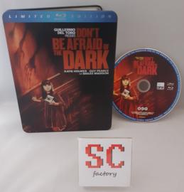 Don't Be Afraid of de Dark Limited Edition Steelbook - Blu-ray