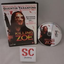 Killing Zoe - Dvd