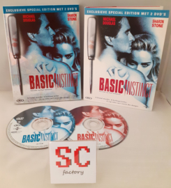 Basic Instinct Exclusive 2 Disc Special Edition - Dvd