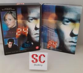 24 Seizoen 4 - Dvd box