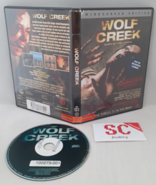 Wolf Creek Unrated - Dvd (koopjeshoek)