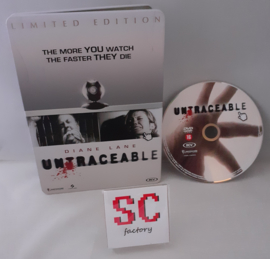 Untraceable Limited Steelbook Edition - Dvd