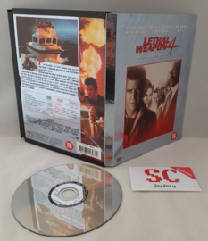 Lethal Weapon 4 - Dvd (koopjeshoek)