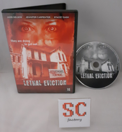 Lethal Eviction - Dvd