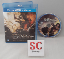 Conan The Barbarian (3D & 2D) - Blu-ray