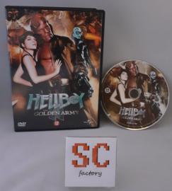 Hellboy II (2) The Golden Army - Dvd